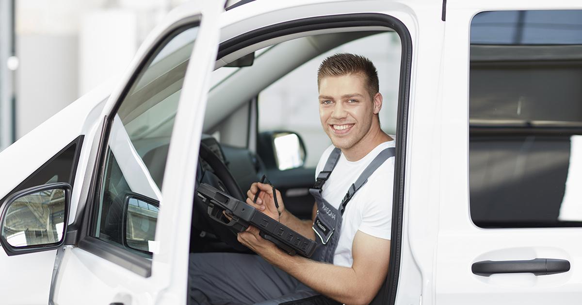 VIASONA Personaldienstleistung - Transporter