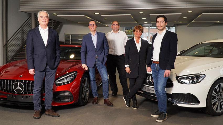 Autohaus Bartmann - Weniger Aufwand mehr Bewerber - Ein Erfahrungsbericht des renommierten Mercedes-Benz Autohauses